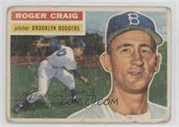 Roger Craig (White Back) [Poor to Fair]