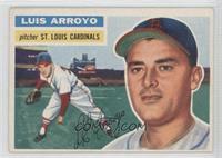Luis Arroyo (White Back)