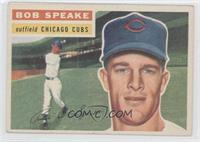 Bob Speake (White Back)