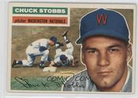Chuck Stobbs (Gray Back)