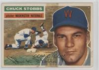 Chuck Stobbs (White Back) [Poor]