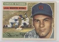 Chuck Stobbs (White Back)