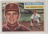 Ron Negray (White Back) [NonePoortoFair]