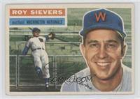 Roy Sievers (White Back) [GoodtoVG‑EX]