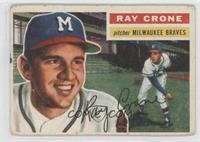 Ray Crone (White Back) [Good to VG‑EX]