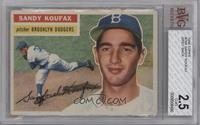Sandy Koufax (Gray Back) [BVG 2.5]
