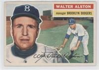 Walter Alston (Gray Back)