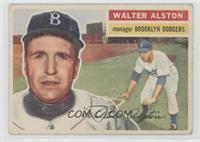 Walter Alston (White Back) [Good to VG‑EX]
