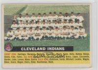 Cleveland Indians Team (Gray Back, team name centered) [Good to VG…