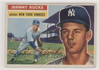 Johnny Kucks (White Back)
