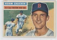 Norm Zauchin (Gray Back) [Good to VG‑EX]