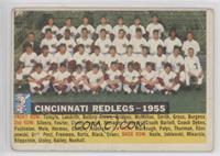 Cincinnati Redlegs Team (White Back, Team Name and Year) [PoortoFai…