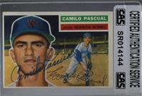 Camilo Pascual (White Back) [CAS Certified Sealed]