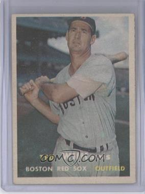 1957 Topps - [Base] #1 - Ted Williams