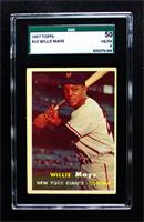 Willie Mays [SGC 50 VG/EX 4]