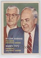 William Harridge, Warren Giles [PoortoFair]