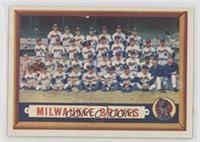Milwaukee Braves Team [PoortoFair]