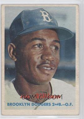 1957 Topps - [Base] #115 - Jim Gilliam
