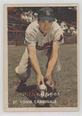 1957 Topps - [Base] #122 - Ken Boyer