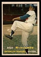 Don Newcombe [EX MT]