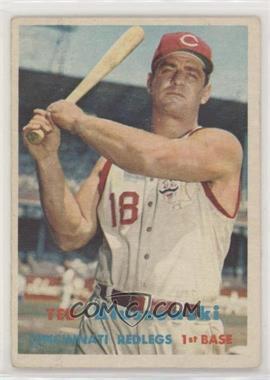 1957 Topps - [Base] #165 - Ted Kluszewski [PoortoFair]