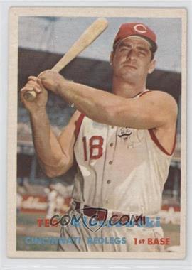 1957 Topps - [Base] #165 - Ted Kluszewski