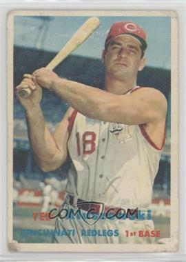 1957 Topps - [Base] #165 - Ted Kluszewski [Poor]
