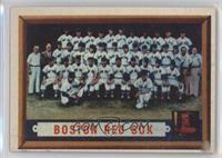 Boston Red Sox Team [NoneGoodtoVG‑EX]