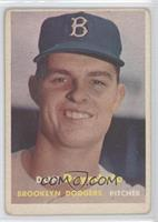 Don Drysdale [Good to VG‑EX]