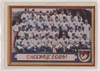 Chicago Cubs Team [VeryGood‑Excellent]
