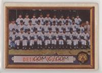 Detroit Tigers Team [Poor]