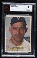 Yogi Berra [BVG3VERYGOOD]