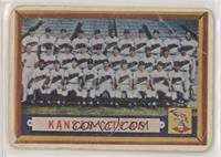 Kansas City A's Team [PoortoFair]