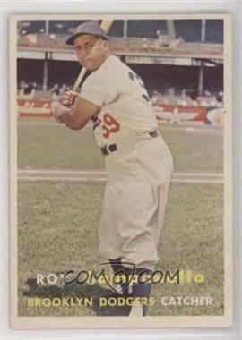 1957 Topps - [Base] #210 - Roy Campanella [Poor to Fair]