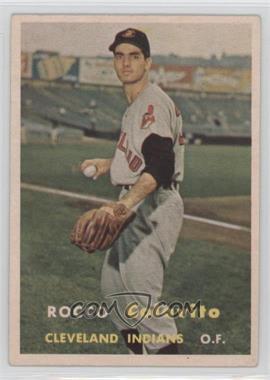 1957 Topps - [Base] #212 - Rocco Colavito [GoodtoVG‑EX]