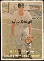 Gerry Staley (Jerry on Card) [VG+]