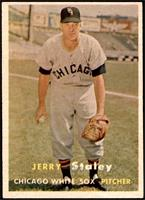 Gerry Staley (Jerry on Card) [EX]