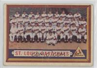 St. Louis Cardinals Team [Poor]