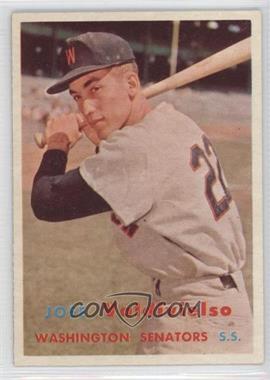 1957 Topps - [Base] #246 - Jose Valdivielso