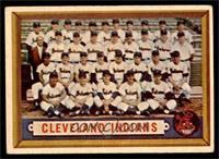 Cleveland Indians Team [VG]