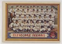Scarce Series - Cleveland Indians Team