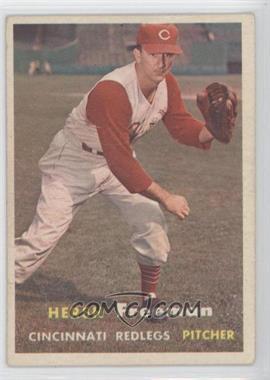 1957 Topps - [Base] #32 - Hersh Freeman