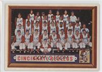 Cincinnati Redlegs Team