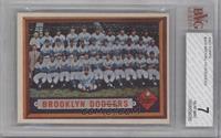 Scarce Series - Brooklyn Dodgers Team [BVG7NEARMINT]