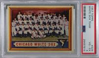 Chicago White Sox Team [PSA 4 VG‑EX]