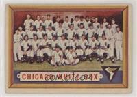 Scarce Series - Chicago White Sox Team [GoodtoVG‑EX]