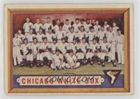 Scarce Series - Chicago White Sox Team [Good to VG‑EX]