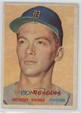 1957 Topps - [Base] #338 - Jim Bunning