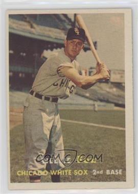 1957 Topps - [Base] #38 - Nellie Fox