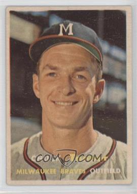 1957 Topps - [Base] #392 - Chuck Tanner
